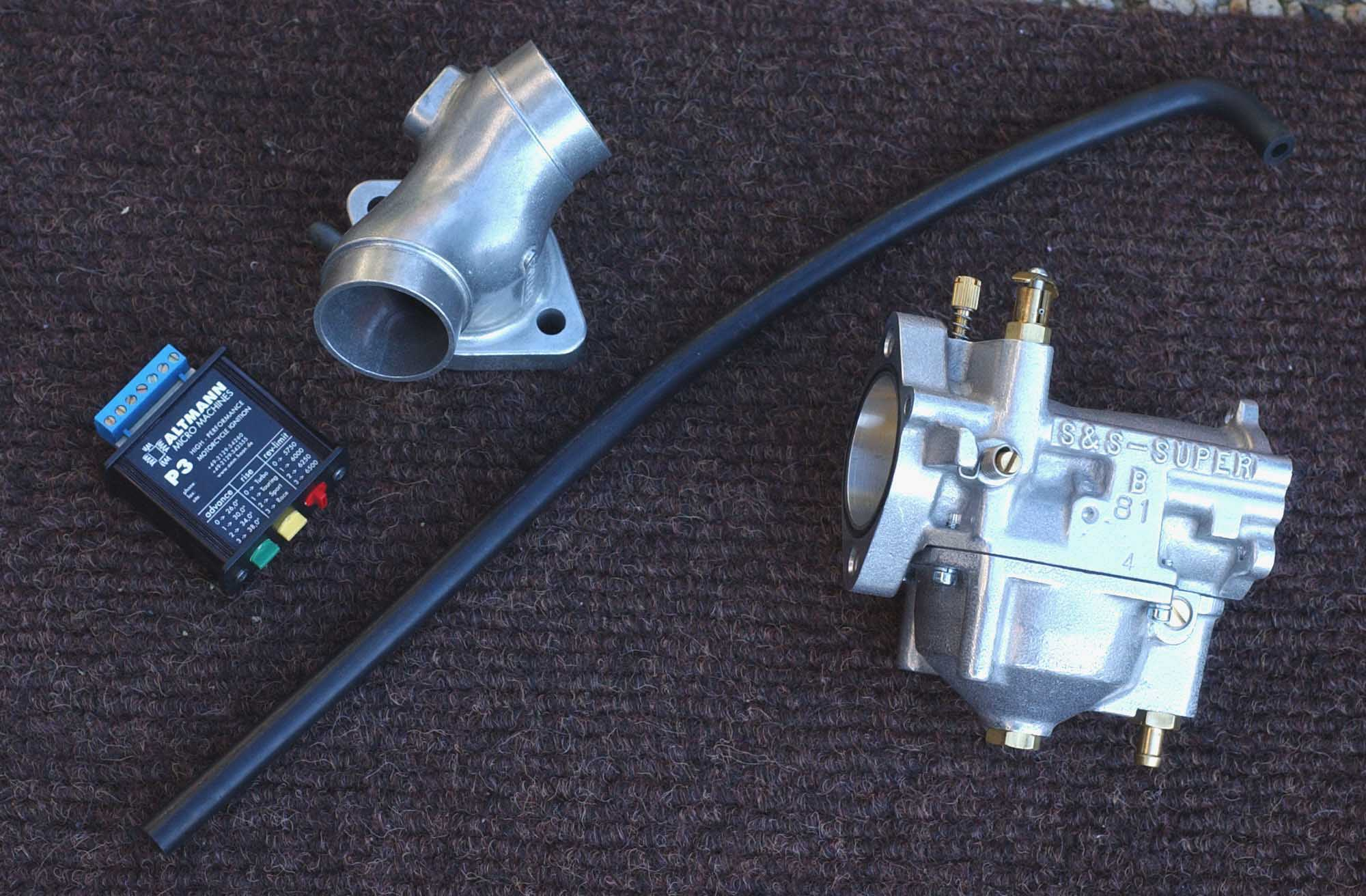 From EFI to Carburetor Upgrade Instructions